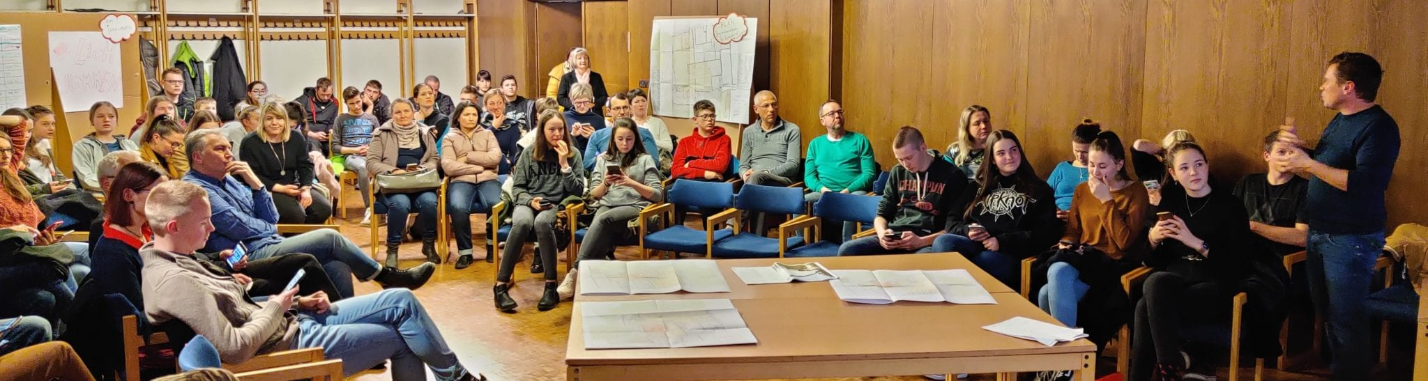 Infoabend Jugendzentrum St.Leonhard