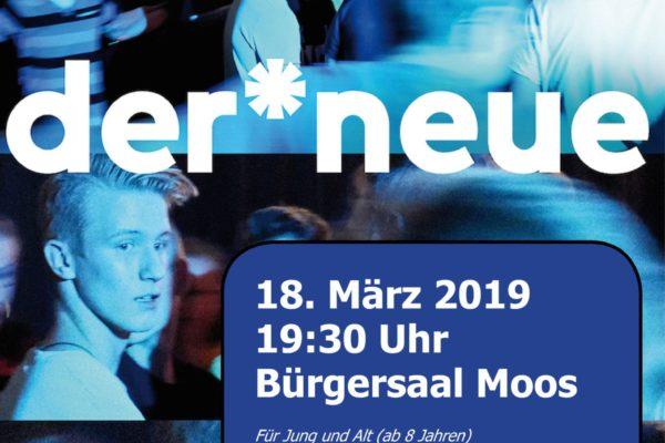 Flyer Jugendtheater